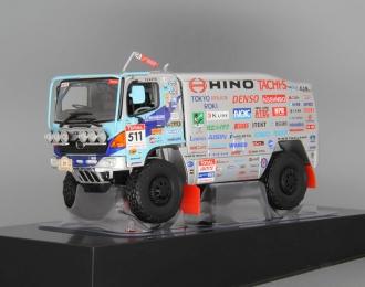HINO Ranger - Dakar Sugawara Yoshimasa (2009), silver