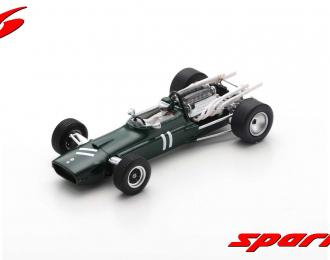 Cooper T86 #11 British GP 1967 Jochen Rindt