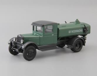 ЗиС-5 БЗ-42, зеленый
