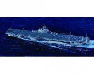 Сборная модель Американский авианосец USS YORKTOWN CV-10