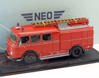 MERCEDES-BENZ LPKO 311 Pullman TLF 16 (пожарный) 1965
