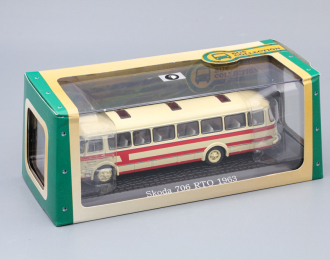 автобус SKODA 706 RTO 1963