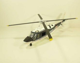 AgustaWestlend AW109N Power Carabineri, Sky Pilot, белый с черным