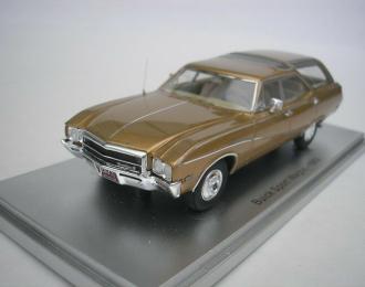 BUICK Sports Wagon 1969 Gold