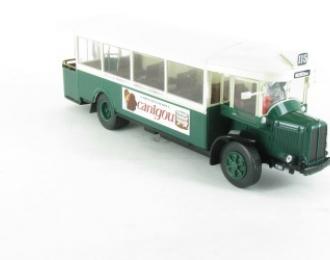 RENAULT TN6-C2 France (1934), green / beige