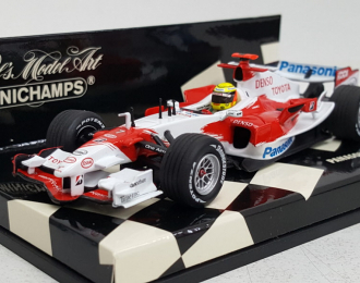 Toyota Panasonic Racing TF106 R.Schumacher 2006
