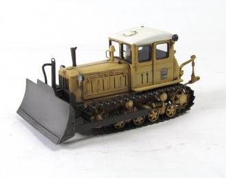 Т-74 бульдозер поздний (песочный)
