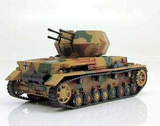 Flakpanzer IV (2 cm Vierling) Wirbelwind (1945), Танки Мира 40