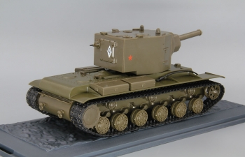 (Уценка!) Танк КВ-2, ТАНКИ Легенды Отечественной бронетехники 5