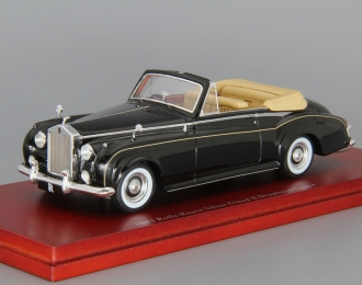 ROLLS-ROYCE Silver Cloud II Drophead Coupe (1961), black
