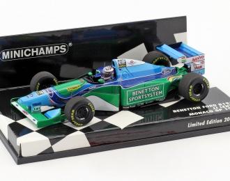 Benetton Ford B194 Lehto Monaco GP 1994