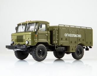 Топливозаправщик ВСЗ-66, Легендарные Грузовики СССР 11