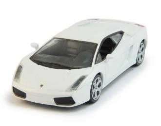 LAMBORGHINI Gallardo, Суперкары 35, white