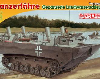 Panzerfahre Gepanzerte Landwasserschlepper Prototype Nr.I