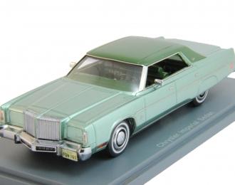 CHRYSLER Imperial (1975), green metallic