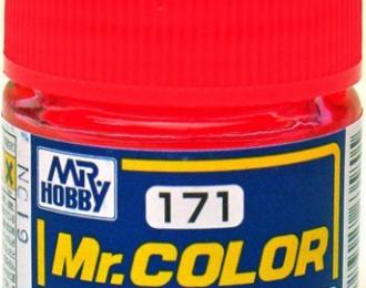 Краска эмалевая FLUORESCENT RED 10мл