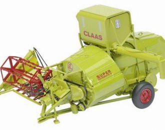 CLAAS Super Automatic S Комбайн, yellow