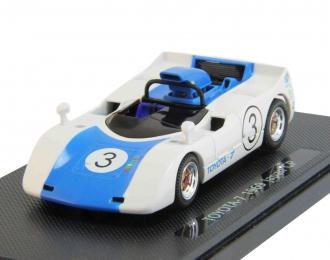 TOYOTA 7 Japan GP #3 (1969), white / blue