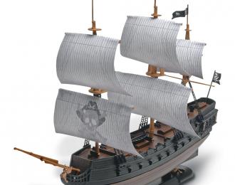 Сборная модель Пиратский Корабль Black Diamond (Черный Алмаз)