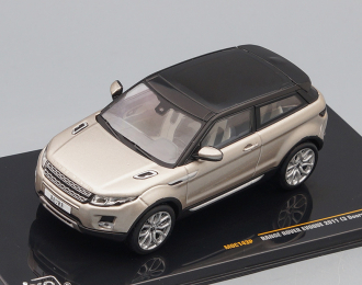 RANGE ROVER Evoque 3-dr (2011), ipanema sand and black