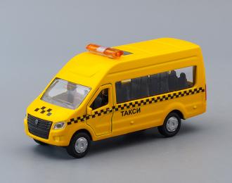 Горький Next Такси, желтый
