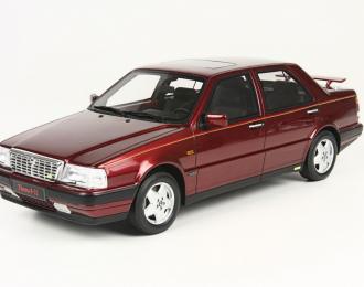 Lancia Thema 8.32 I Series, red