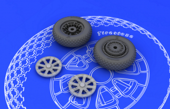 Набор дополнений F6F wheels