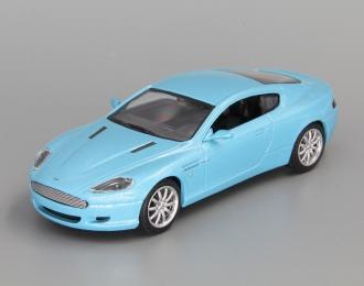 ASTON MARTIN DB9 Vantage, Суперкары 48, голубой