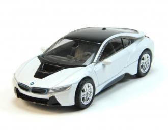 BMW i8 (i12), white