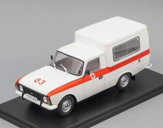 ИЖ-27156 Скорая помощь, Легендарные Советские Автомобили 83