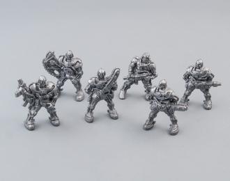"Набор фигурок / солдатиков ""Киберспецназ"""