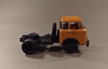 (KIT) КАЗ-608 седельный тягач