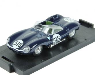 JAGUAR D-Type (1954), blue