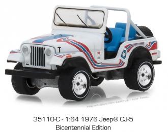 JEEP CJ-5 4х4 Bicentennial Edition1976 White