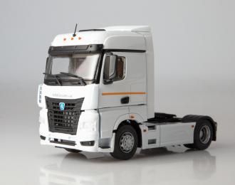 КАМАЗ-54901 седельный тягач, белый