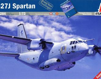 Сборная модель Самолет  C-27J Spartan PRM EDITION