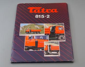 Рекламный проспект TATRA 815-2 Motokov