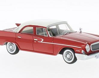 CHRYSLER Newport Sedan 1961 Red/White
