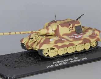 Jagdtiger (Sd.Kfz. 186), sch.Pz.Jg.Abt.653, Germany 1945