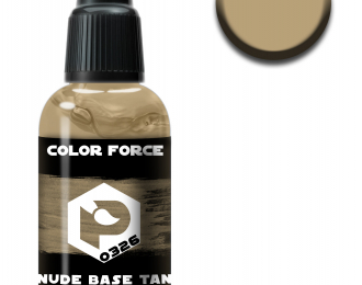 телесный базовый загар (nude base tan)
