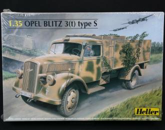 Сборная модель OPEL Blitz 3(t) type S
