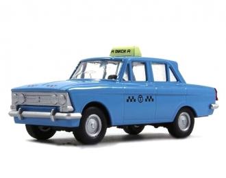 MOSKOWICZ 408 Moscow (1964), Taksowki Swiata 30, голубой