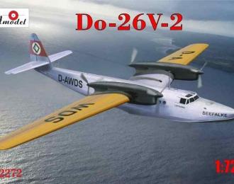 Сборная модель Немецкий морской разведчик Dornier Do-26V-2