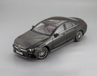 Mercedes-Benz CLS Coupe (C257) 2018 (grey)