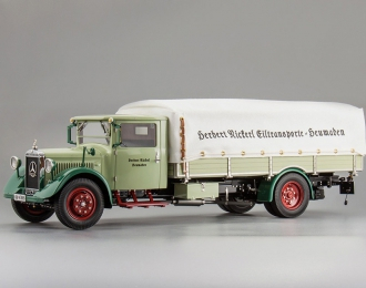 Mercedes-Benz LKW LO 2750 Truck with tarpaulin, 1933-1936