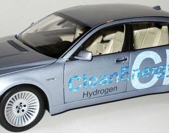 "BMW 7er E65 LCI/E66 LCI ""Clean Energy"" (facelift 2005), blue water met."