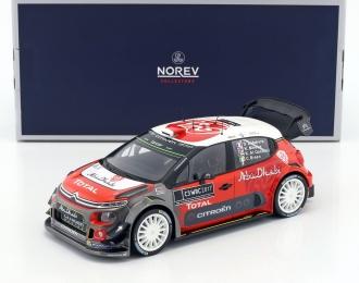 CITROEN C3 WRC Presentation Version 2017