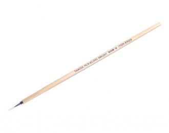 Кисточка круглая, притупленная (конский волос, ручка дерево)