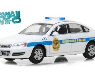 "CHEVROLET Impala ""Honolulu Police"" 2010 (из телесериала ""Гавайи 5.0"")(Greenlight!!!)"