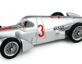 AUTO UNION Rekordwagen (1935), silver